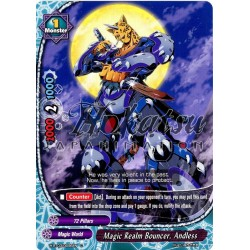 BFE H-BT03/0096EN Magic Realm Bouncer, Andless