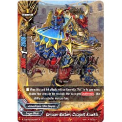 BFE H-BT03/0130EN Crimson Battler, Catapult Knuckle