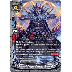 BFE H-BT03/0132EN Descend Dragon Emperor, Everrock