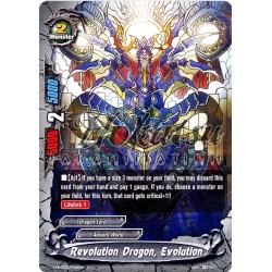 BFE H-BT03/0135EN Revolution Dragon, Evolution
