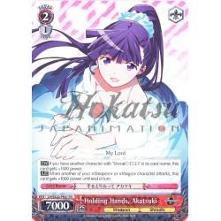 LH/SE20-PE01 Holding Hands, Akatsuki