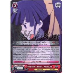 Foil LH/SE20-E09 Maiden's Heart, Akatsuki