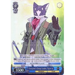 Foil LH/SE20-E38 Everyone's Group Leader, Nyan-ta