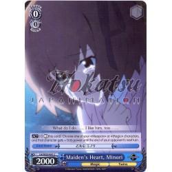 Foil LH/SE20-E41 Maiden's Heart, Minori