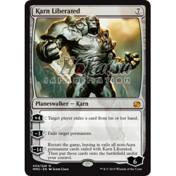MTG 004/249 Karn Liberated