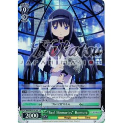 "MM/W35-E029S ""Real Memories"" Homura"