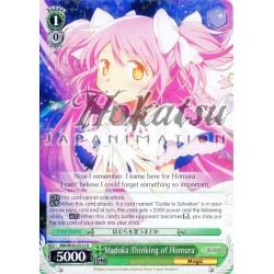 MM/W35-E032 Madoka Thinking of Homura