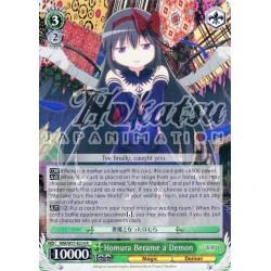"""MM/W35-E036 """"Puella Magi Holy Quintet"""" Homura"""
