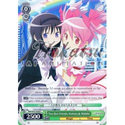 MM/W35-E046 Two Best Friends, Homura & Madoka