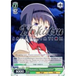 "MM/W35-E054 Homura's ""Determination"""