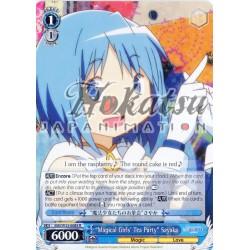 "MM/W35-E085 ""Magical Girls' Tea Party"" Sayaka"