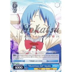 "MM/W35-E093 ""Mysterious Gal"" Sayaka"
