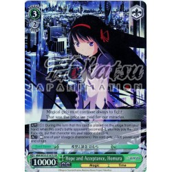 MM/W35-E107S Hope and Acceptance, Homura