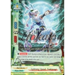 BFE H-BT02/0012EN Lightning Speed, Tsukiusagi