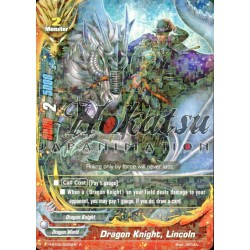 BFE H-BT02/0025EN Dragon Knight, Lincoln