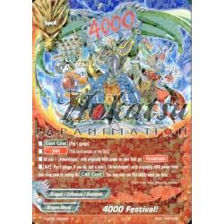 BFE H-BT02/0030EN 4000 Festival!