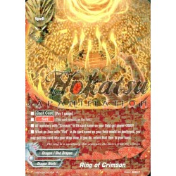 BFE H-BT02/0031EN Ring of Crimson