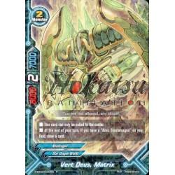 BFE H-BT02/0042EN Vert Deus, Matrix