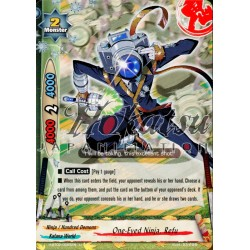 BFE H-BT02/0055EN One-Eyed Ninja, Refu