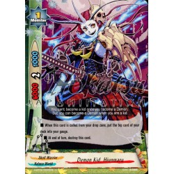 BFE H-BT02/0056EN Demon Kid, Hiunmaru