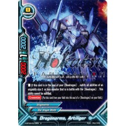 BFE H-BT02/0072EN Dragonarms, Artiliger