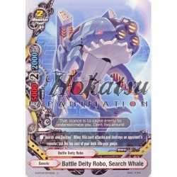 BFE H-BT02/0076EN Battle Deity Robo, Search Whale