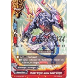 BFE H-BT02/0078EN Thunder Knights, Sword Bunker Dragon