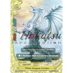 BFE H-BT02/0091EN White Dragon, Gwiber