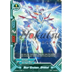 BFE H-BT02/0101EN Star Cruiser, Orbital