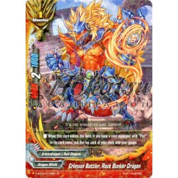 BFE H-BT02/0115EN Crimson Battler, Rock Bunker Dragon