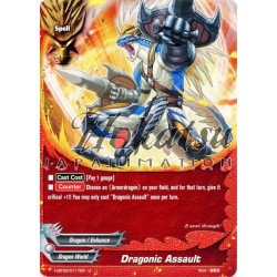 BFE H-BT02/0117EN Dragonic Assault