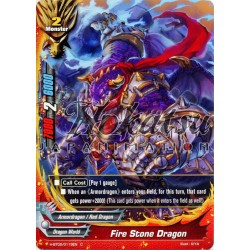 BFE H-BT02/0119EN Fire Stone Dragon