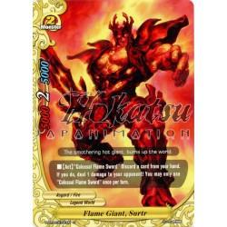 BFE H-BT02/0121EN Flame Giant, Surtr