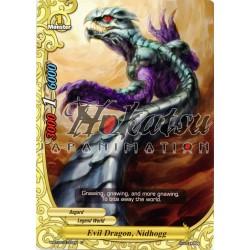 BFE H-BT02/0122EN Evil Dragon, Nidhogg