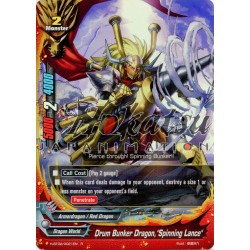 BFE Foil F-H-BT02/0021EN Super Armordragon, Gran Railgun Dragon