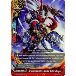 BFE Foil F-H-BT02/0023EN Crimson Battler, Double Katar Dragon