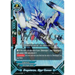 BFE Foil F-H-BT02/0043EN Dragonarms, Elgar Cannon