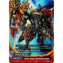 BFE Foil F-H-BT02/0049EN Thunder Knights, Spike Shoulder Dragon