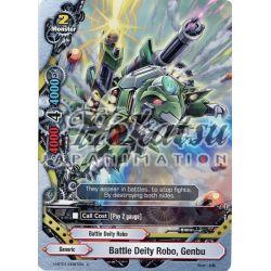 BFE Foil H-BT01/0067EN Battle Deity Robo, Genbu