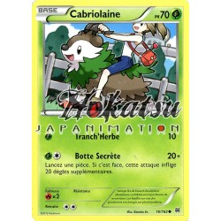 PKM 016/162 Cabriolaine
