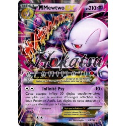 PKM 064/162 Mega-Mewtwo-EX