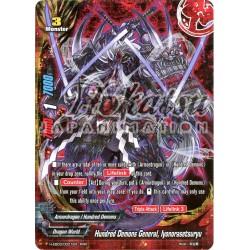 BFE H-EB03/0001EN Hundred Demons General, Iyonorasetsuryu