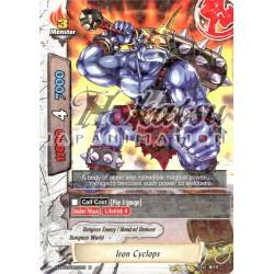 BFE H-EB03/0022EN Iron Cyclops