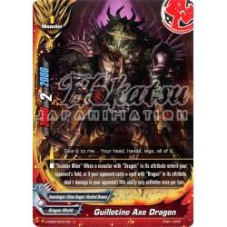 BFE H-EB03/0031EN Guillotine Axe Dragon