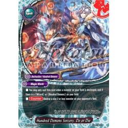 BFE H-EB03/0038EN Hundred Demons Sorcery, Do or Die