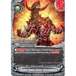 BFE H-EB03/0046EN Hundred Demons Sorcery, Ryuzenshakuma
