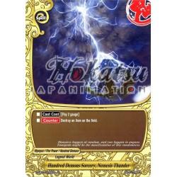 BFE H-EB03/0054EN Hundred Demons Sorcery, Nemesis Thunder