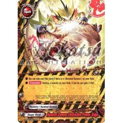 BFE Foil F-H-EB03/0015EN Hundred Demons Destructive Power Raiga
