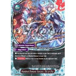 BFE Foil F-H-EB03/0038EN Hundred Demons Sorcery, Do or Die