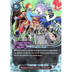 BFE Foil F-H-EB03/0039EN Hundred Demons Sorcery, No-Brainer